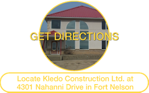 Get Directions | Locate Kledo Construction Ltd. at 4301 Nahanni Drive in Fort Nelson